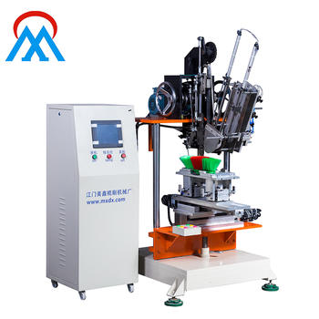 MX-2AT001 2 Axis Broom Brushes Tufting Machine
